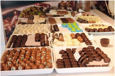 Valonia Çikolata Workshop