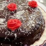 cikolata soslu muzlu pasta