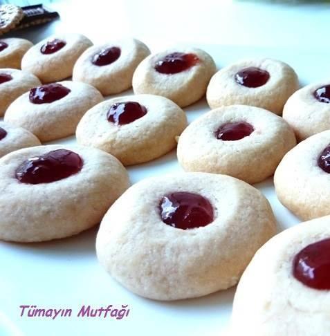 cilekli kurabiye