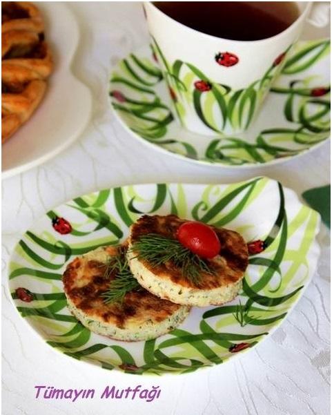 Kabaklı Omlet