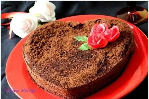 Çikolatalı Fransız Keki ve Sevgililer Günü