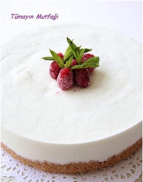 Kavunlu Cheesecake