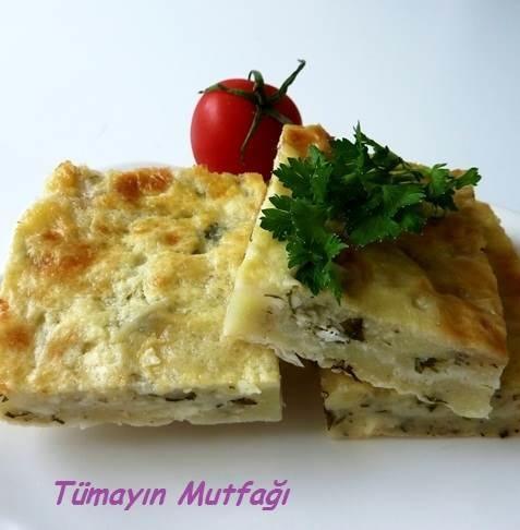Patatesli Peynirli Sodalı Börek