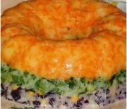 Üç Renkli Patates Salatası