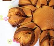 Çikolata Kremalı Brioche