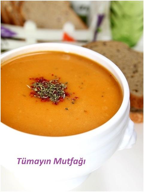 Glutensiz Sebze Çorbası