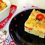4 peynirli fırın makarna