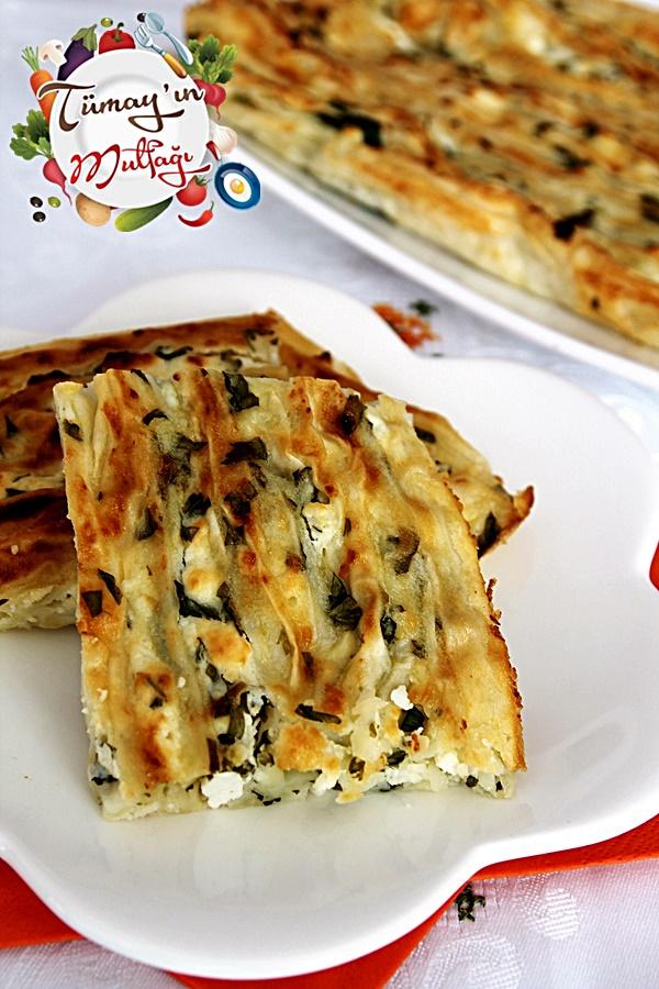Pileli Peynirli Börek