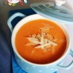 kremalı domates corbası