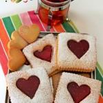 Marmelatlı Kalp Kurabiye ikinci son foto
