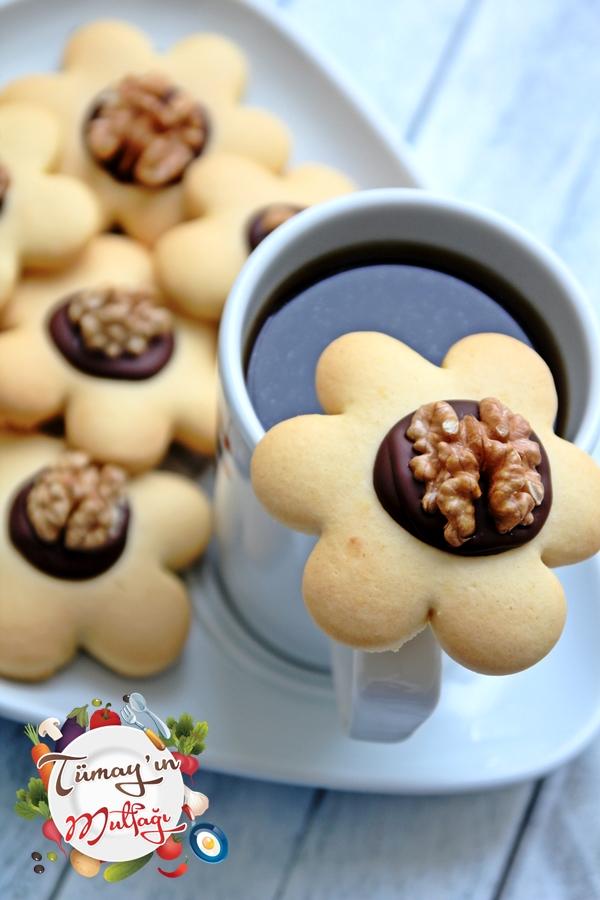 cevizli çiçek kurabiye1