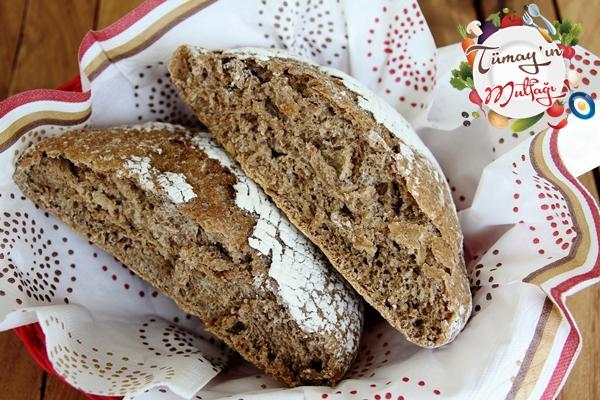 Yoğrulmayan Ekmek