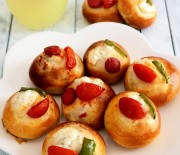 Mini Pizza Poğaça
