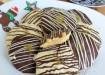 Çikolata Kaplı Fındıklı Sürpriz Kurabiye
