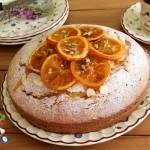 portakal karamelli kek
