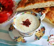 Sütlü Kuskus Çorbası