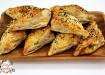 Patatesli Havuçlu Üçgen Milföy Börek