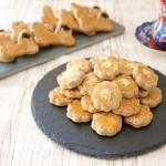 zeytin ezmeli baharatli kurabiye