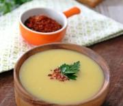 Pırasalı Sebze Çorbası
