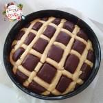 damalı kek fırın sonrası