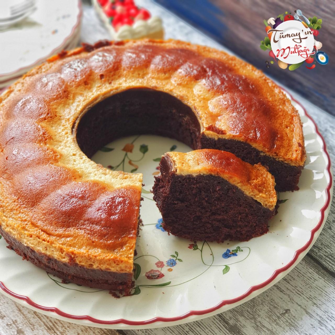krem karamelli kek1