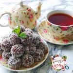 muzlu kek topları