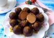 Çikolata Kaplı Un Helvası