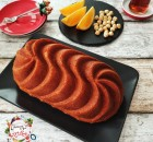 Portakallı Fındıklı Kek