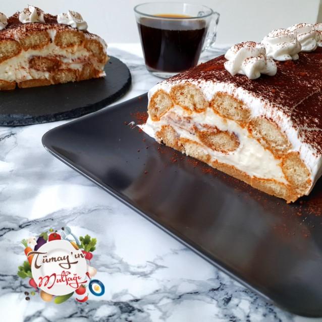 Rulo Tiramisu Pastası